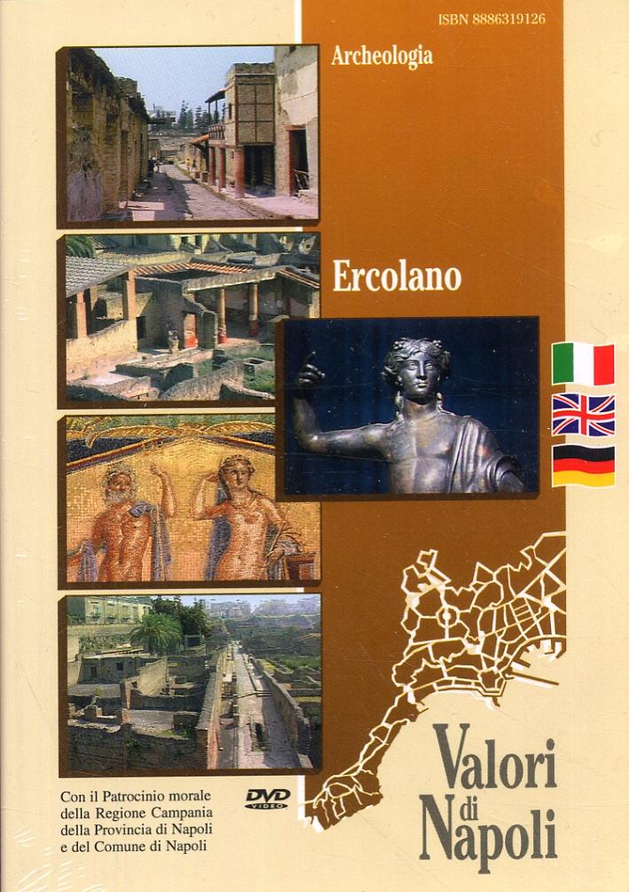 Ercolano. [Edizione italiana, inglese e tedesca]. [DVD]