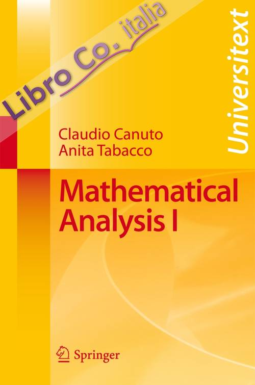 Mathematical analysis. Vol. 1