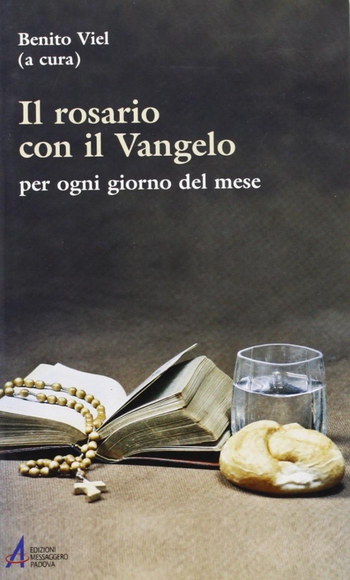 Il rosario con il Vangelo