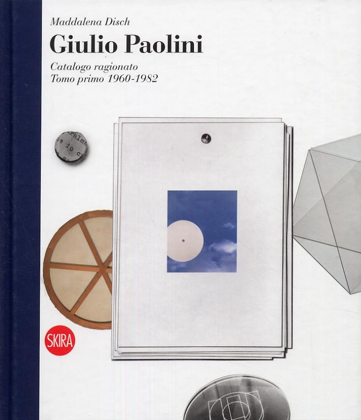 Giulio Paolini. Catalogo ragionato 1960-1999