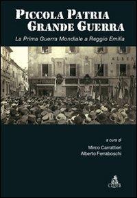 Piccola patria, grande guerra. La prima guerra mondiale a Reggio Emilia.