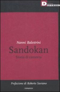 Sandokan. Storia di camorra. Ediz. illustrata