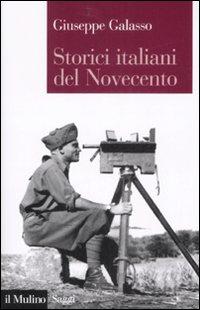 Storici italiani del Novecento.