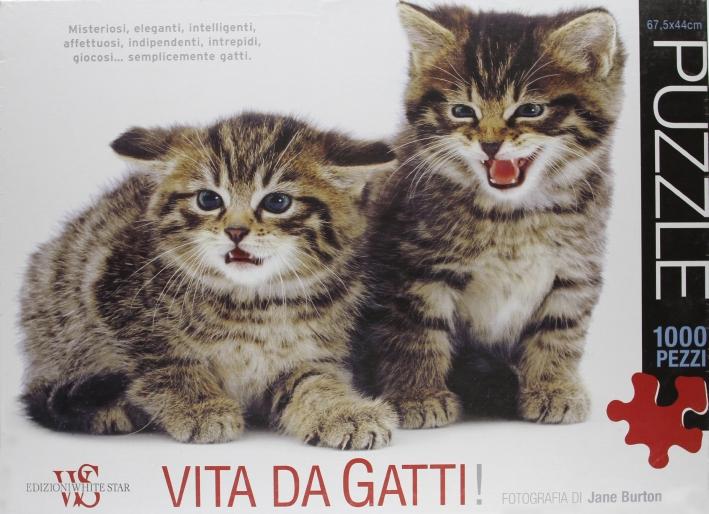 Vita da Gatti. Puzzle