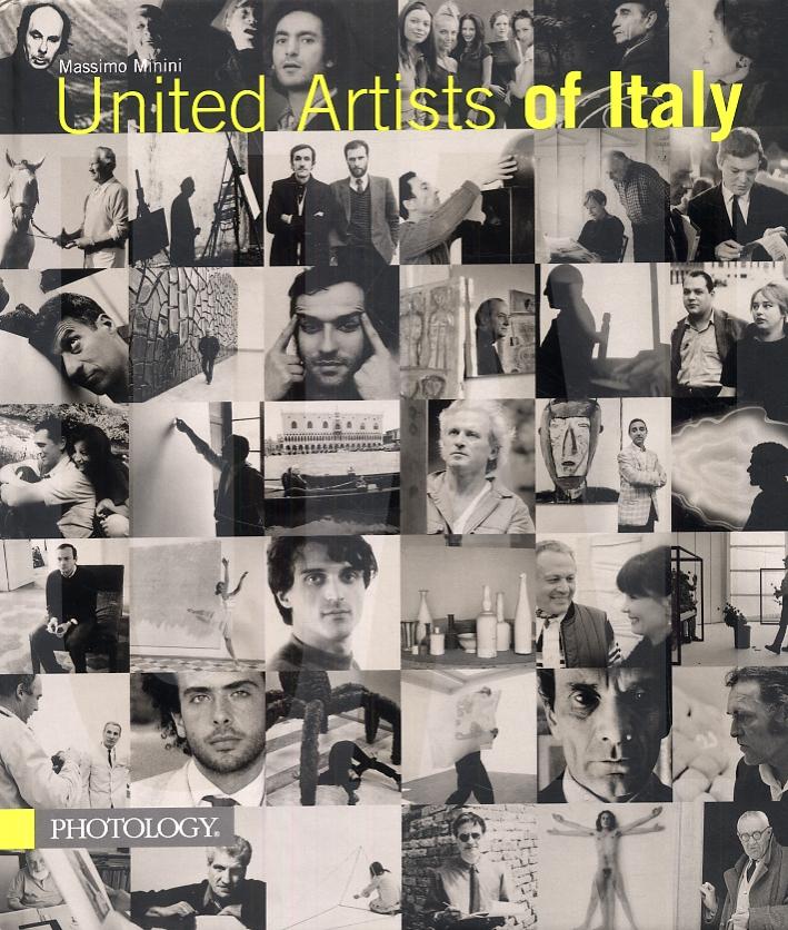 United Artists of Italy. [Edizione italiana e francese]