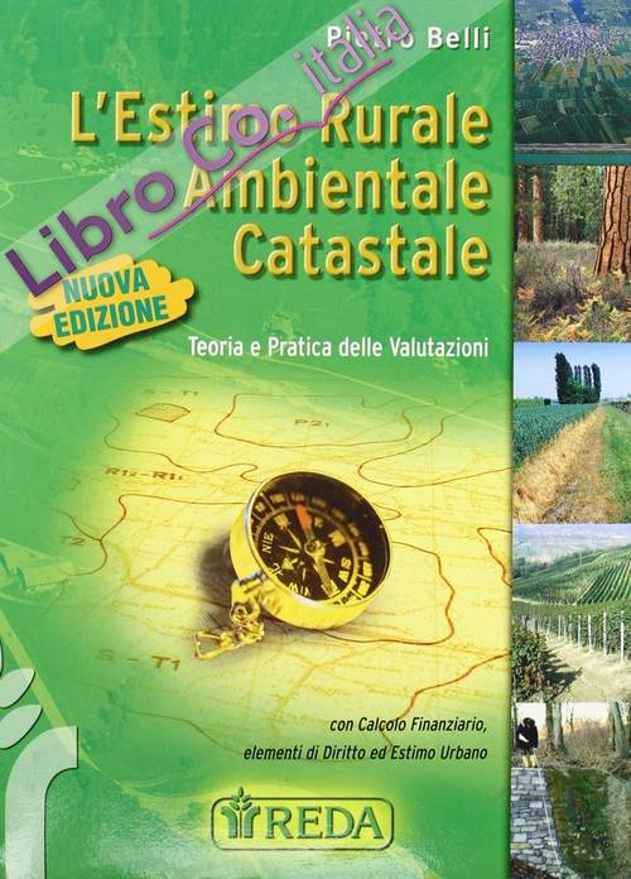 Estimo rurale ambientale e catastale