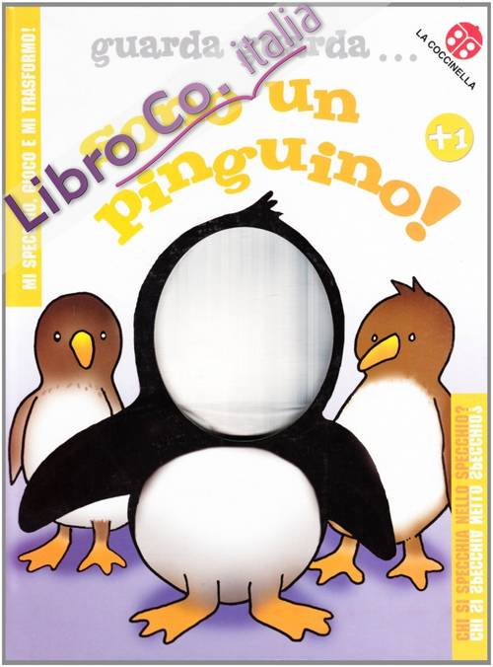 Guarda Guarda Sono un Pinguino