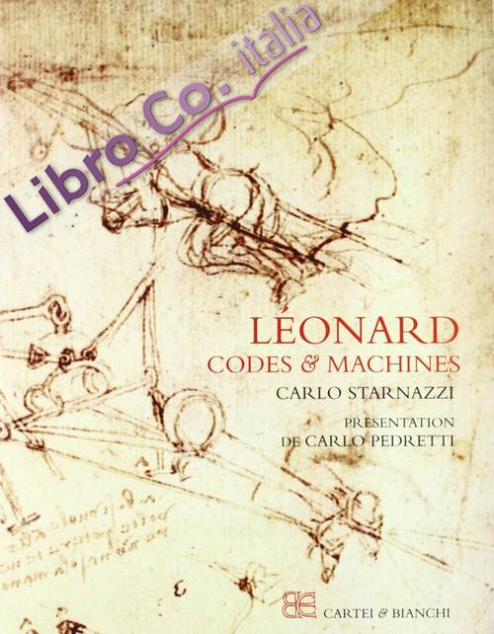 Léonard codes & machines