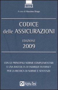 Codice delle assicurazioni 2009