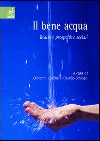 Il bene acqua. Realtà e prospettive sociali