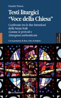 Testi liturgici