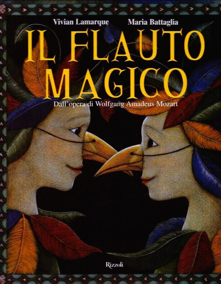Flauto magico. Ediz. illustrata. Con CD