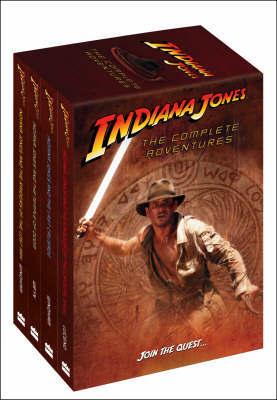 Indiana Jones Novelisation Box Set
