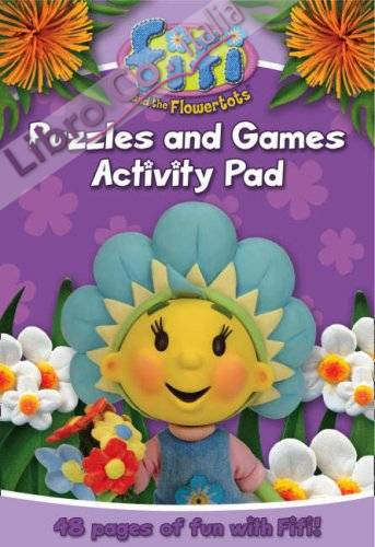 Puzzles and Games Activity Pad