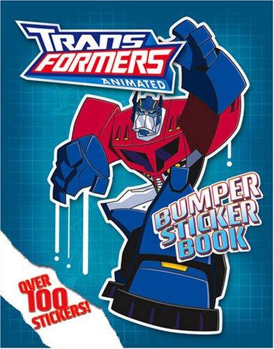 Transformers Animated: Bumper Sticker Book