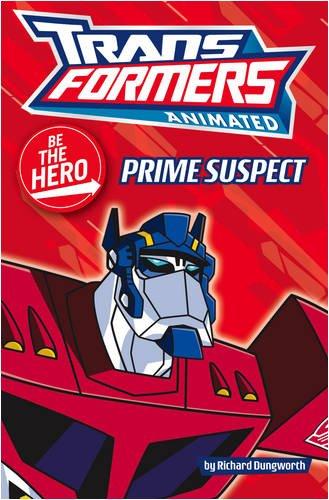Transformers Animated: Adventure 1