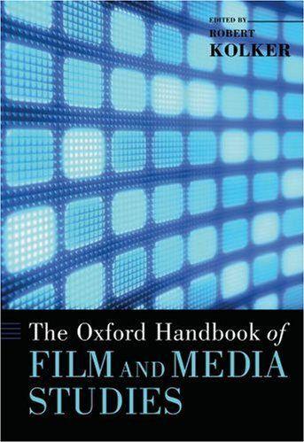 Oxford Handbook of Film and Media Studies