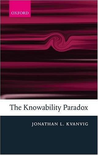 Knowability Paradox