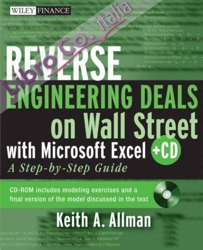 Reverse Engineering Deals on Wall Street with Microsoft Exce