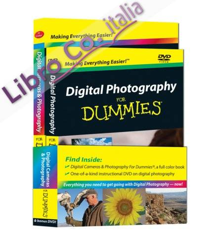 Digital Photography for Dummies DVD Bundle