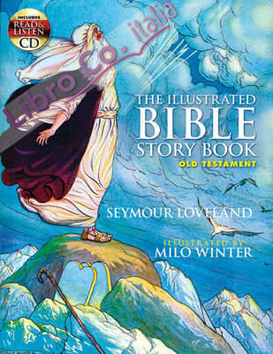 Illustrated Bible Story Book - Old Testament