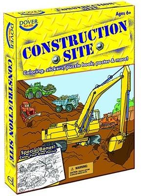 Construction Site Fun Kit