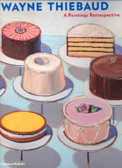 Wayne Thiebaud Paintings