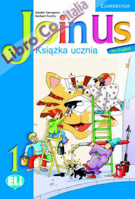 Join Us For English 1 Pupils Book Polish