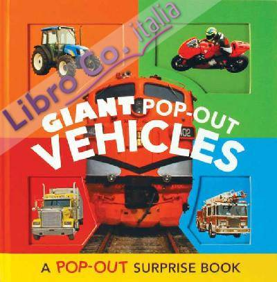 Giant Pop Out Vehicles