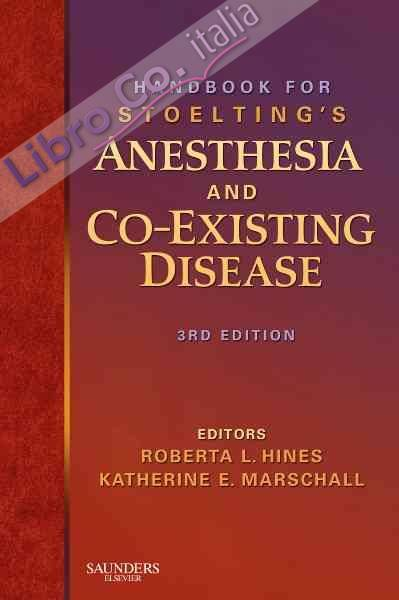 Handbook for Stoelting's Anesthesia and Coexisting Disease