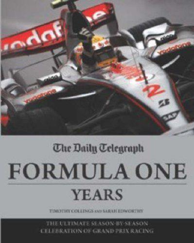 Daily Telegraph Formula One Years
