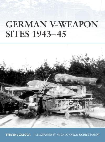 German V-weapon Sites 1943-45