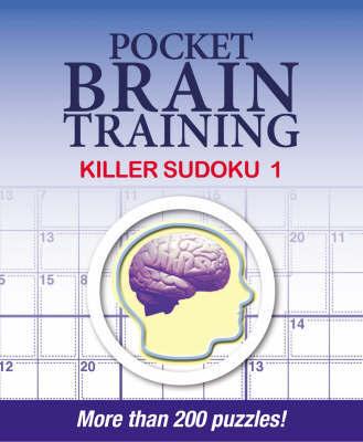 Pocket Brain Training: Killer Sudoku 1