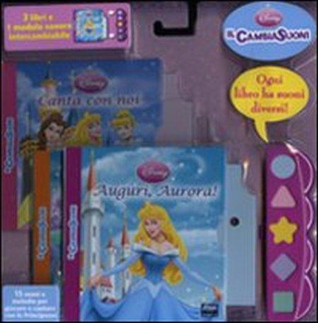 Auguri, Aurora!-Ariel, magica-Canta con noi. Libro sonoro. Ediz. illustrata