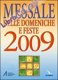 Messale delle domeniche e feste 2009