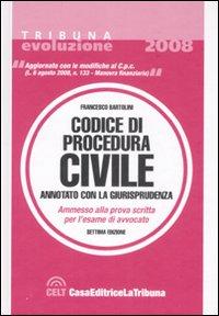 Codice di procedura civile annotato con la giurisprudenza