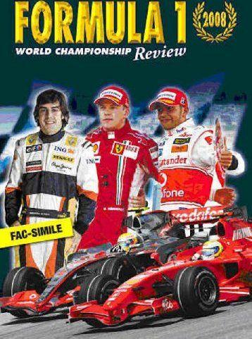 Formula 1 2008. Ediz. illustrata