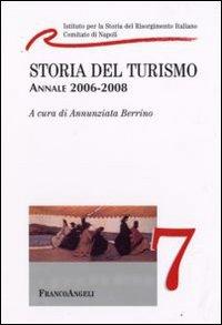 Storia del turismo. Annale 2006-2008