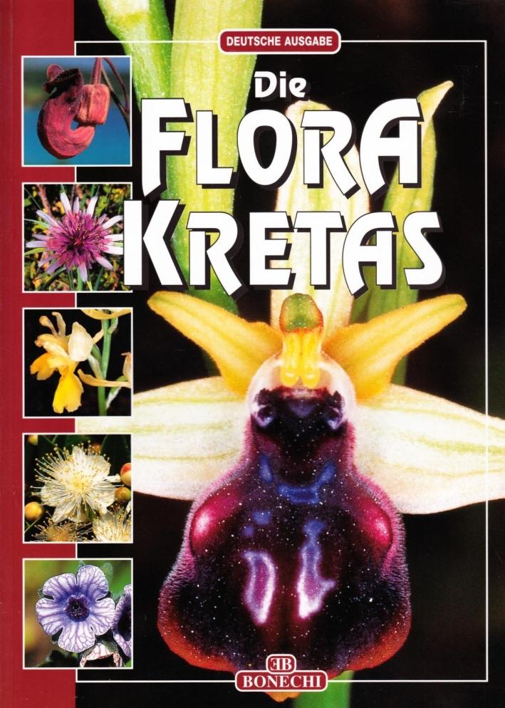 I fiori di Creta. Ediz, tedesca