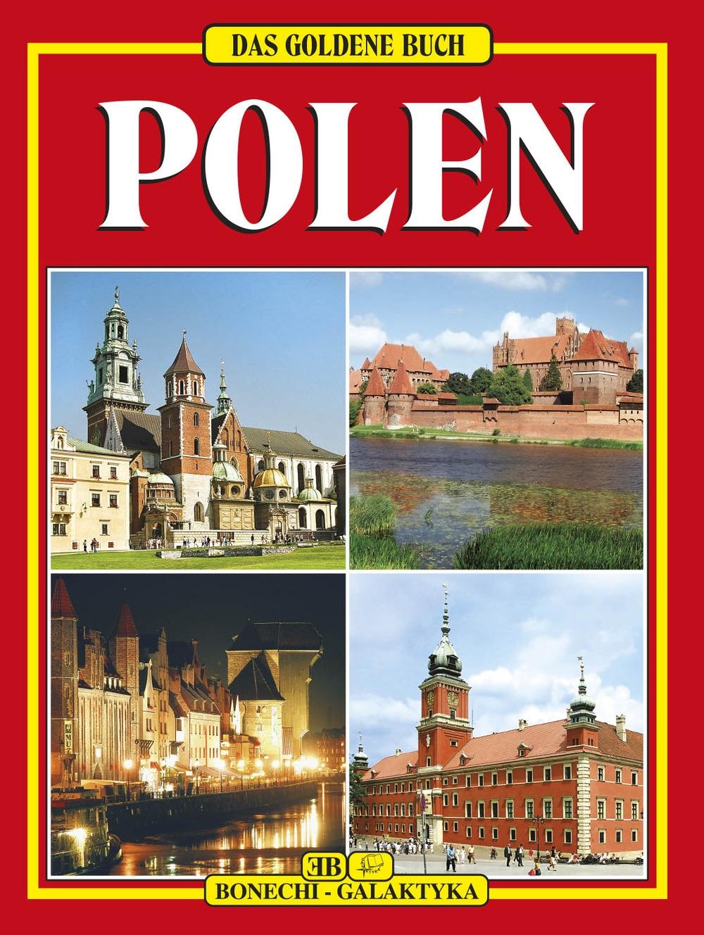 Polonia. Ediz. tedesca