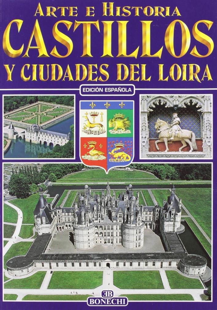 Castelli e città della Loira. Ediz. spagnola