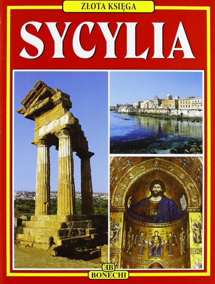 Sicilia. Ediz. polacca