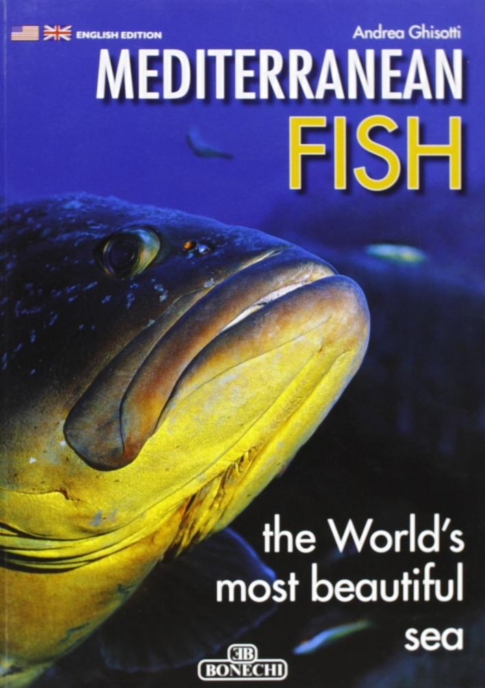 Pesci del Mediterraneo. Ediz. Inglese