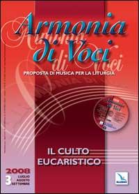 Armonia di Voci (2008). Con CD Audio. Vol. 3