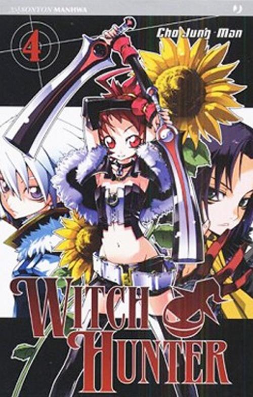 Witch Hunter. Vol. 4