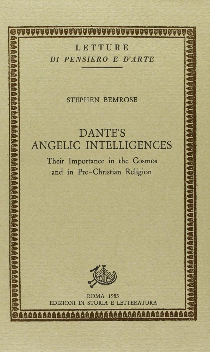 Dante's angelic intelligences