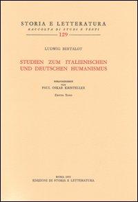 Studien zum italienischen und deutschen Humanismus