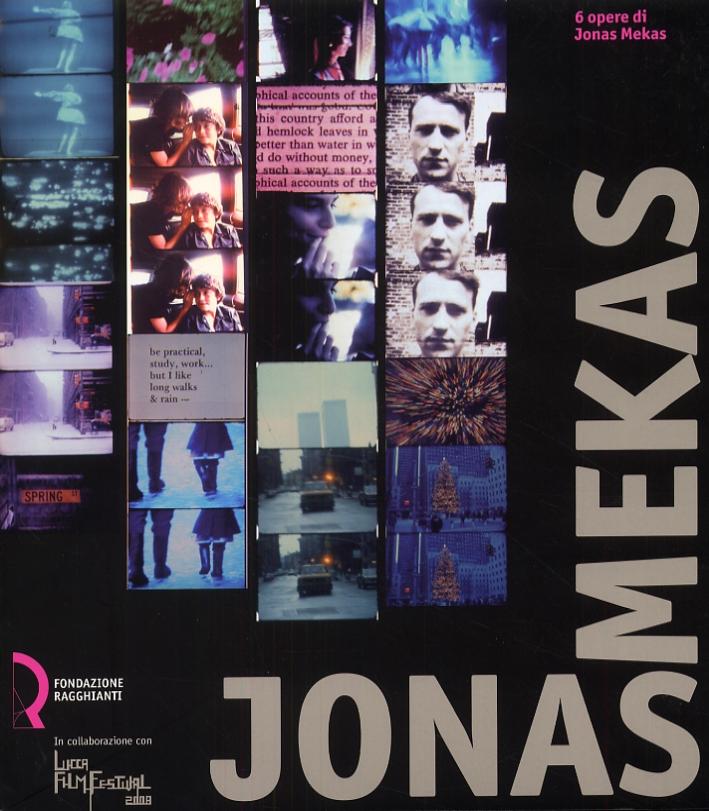 Jonas Mekas. 6 Opere di Jonas Mekas.