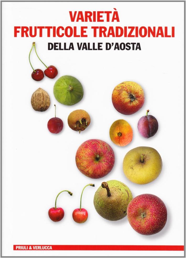 Varietà Frutticole Tradizionali della Valle d'Aosta.