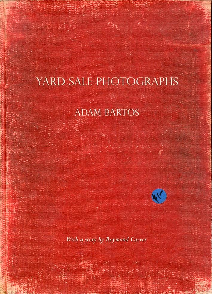 Yard Sale Photographs. Adam Bartos.